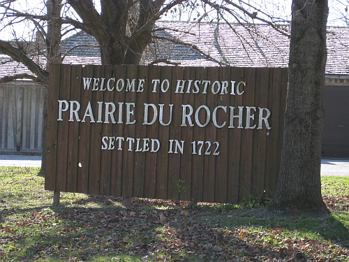 prairie du rocher single women Lisa's market street grille has been a large part of the prairie du rocher community for 30 years now  local woman to appear on jeopardy next.